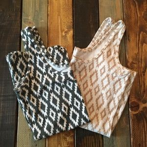 Maurices Tank tips Set of 2